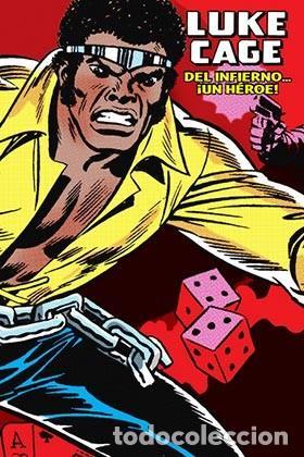 LUKE CAGE, HEROE DE ALQUILER. DEL INFIERNO (Tebeos y Comics - Panini - Marvel Comic)
