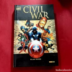 Cómics: CIVIL WAR / INTEGRAL / MARVEL -IMPECABLE ESTADO-. Lote 221789037