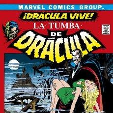 Cómics: BIBLIOTECA DRACULA. LA TUMBA DE DRACULA 1 ¡DRACULA VIVE!. Lote 221824812