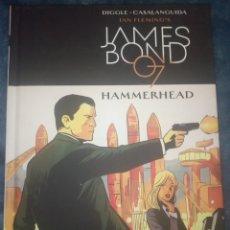 Cómics: JAMES BOND HAMMERHEAD CÓMIC EN TOMO PANINI. Lote 221843901