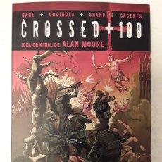 Cómics: CROSSED + 100 VOL. 4. MIMIC - GAGE, URDINOLA, SHAND, CÁCERES - IDEA ORIGINAL ALAN MOORE - PANINI. Lote 221868151