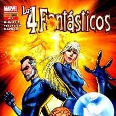 Cómics: LOS 4 FANTÁSTICOS, V7 Nº 09 (COMIC NUEVO A MITAD DE PRECIO). Lote 221955270
