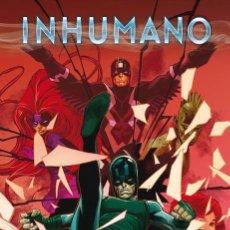 Cómics: COMIC MARVEL - INHUMANO - PANINI COMICS - 001 - NUEVO CON FUNDA PROTECTORA. Lote 221962167