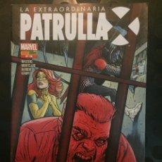 Cómics: LA EXTRAORDINARIA PATRULLA X N.16 LA FUGA ( 2016/2017 ).. Lote 221969792