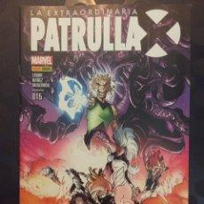 Cómics: LA EXTRAORDINARIA PATRULLA X N.15 LA CAÍDA DE LOS REINOS III Y IV ( 2016/2017 ).. Lote 221970005