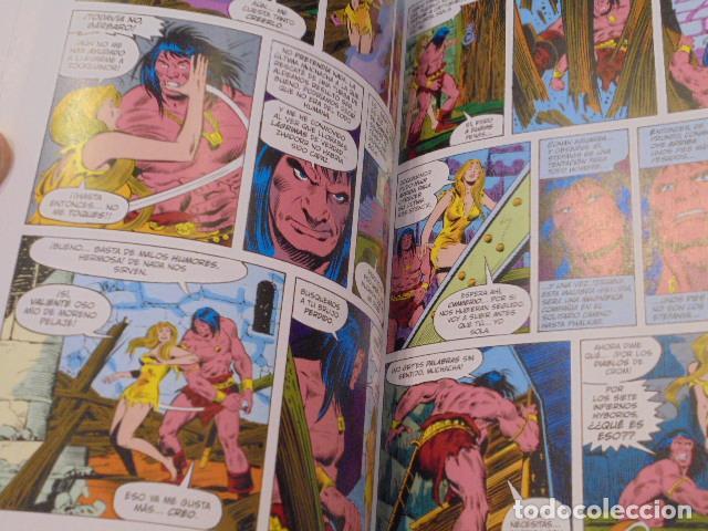 Cómics: CONAN EL BARBARO OMNIBUS Nº 2 - PANINI OFERTA - Foto 3 - 222047797