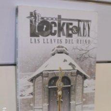 Cómics: LOCKE & KEY Nº 4 LAS LLAVES DEL REINO - PANINI. Lote 222048650