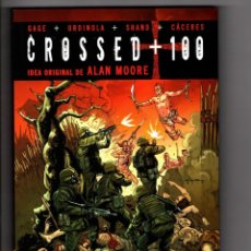 Cómics: CROSSED +100 4 : MIMIC - PANINI / AVATAR / RUSTICA. Lote 222059901