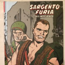 Cómics: SARGENTO FURIA 1 MARVEL LIMITED EDITION SIETE CONTRA LOS NAZIS. Lote 222070416