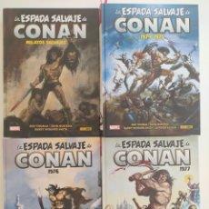Cómics: LA ESPADA SALVAJE DE CONAN LIMITED EDITION. Lote 222129211