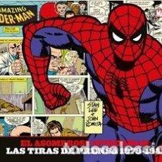Cómics: EL ASOMBROSO SPIDERMAN : LAS TIRAS DE PRENSA DE STAN LEE Y JOHN ROMITA 2 (1979-1981) PANINI / MARVEL. Lote 222145720