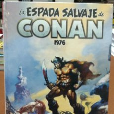 Cómics: LA ESPADA SALVAJE DE CONAN 1976 VOL.2. MARVEL LIMITED EDITION. PANINI. NUEVO,SIN ABRIR.. Lote 222164041