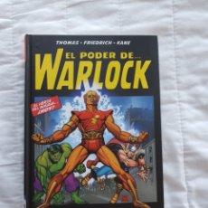 Cómics: EL PODER DE WARLOCK , LA SAGA DE LA CONTRA-TIERRA, MARVEL ,PANINI. Lote 222216777