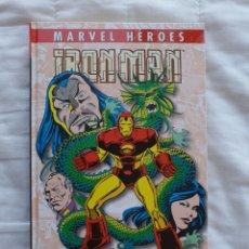 Cómics: MARVEL HEROES , IRON MAN , LA SEMILLA DEL DRAGÓN. Lote 222216963