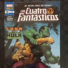 Cómics: LOS 4 FANTÁSTICOS VOL.7 N.12 / 112 LA COSA CONTRA INMORTAL HULK ( 2008/2020 ).. Lote 222218551