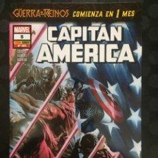 Cómics: CAPITÁN AMÉRICA VOL.8 N.5 / 104 CAPITÁN DE NADA PARTE III ( 2011/2020 ).. Lote 222221198