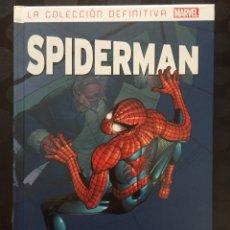 Cómics: SPIDERMAN LA COLECCIÓN DEFINITIVA N.46 EL LIBRO DE EZEQUIEL SALVAT ( 2018/2019 ).. Lote 222230338