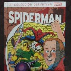 Cómics: SPIDERMAN LA COLECCIÓN DEFINITIVA N.13 EL NIÑO QUE COLECCIONA SPIDERMAN SALVAT ( 2018/2019 ).. Lote 222246343