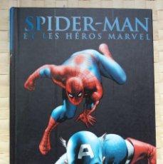 Cómics: LA LÉGENDE DE CAPTAIN AMÉRICA - SPIDER-MAN (ET LES HÉROS MARVEL). Lote 222279806