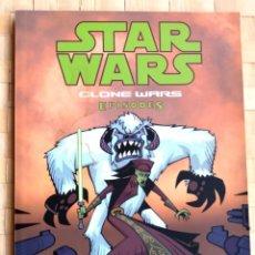 Cómics: STAR WARS: CLONE WARS ADVENTURES VOLUME 8 FRANCES. Lote 222280232