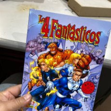 Cómics: LOS 4 FANTÁSTICOS - BEST SELLER -EXCELENTE ESTADO PANINI CÓMICS. Lote 222408565