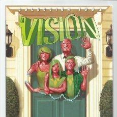 Cómics: LA VISIÓN 1: VISIONES DEL FUTURO, 2016, PANINI, IMPECABLE. Lote 236070685