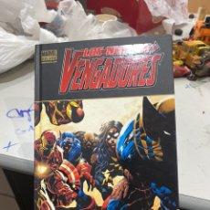 Cómics: LOS NUEVOS VENGADORES 04: EL COLECTIVO (MARVEL DELUXE). Lote 222541095