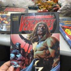 Cómics: LOS NUEVOS VENGADORES 2 QUIEN ES EL VIGIA. Lote 222541360