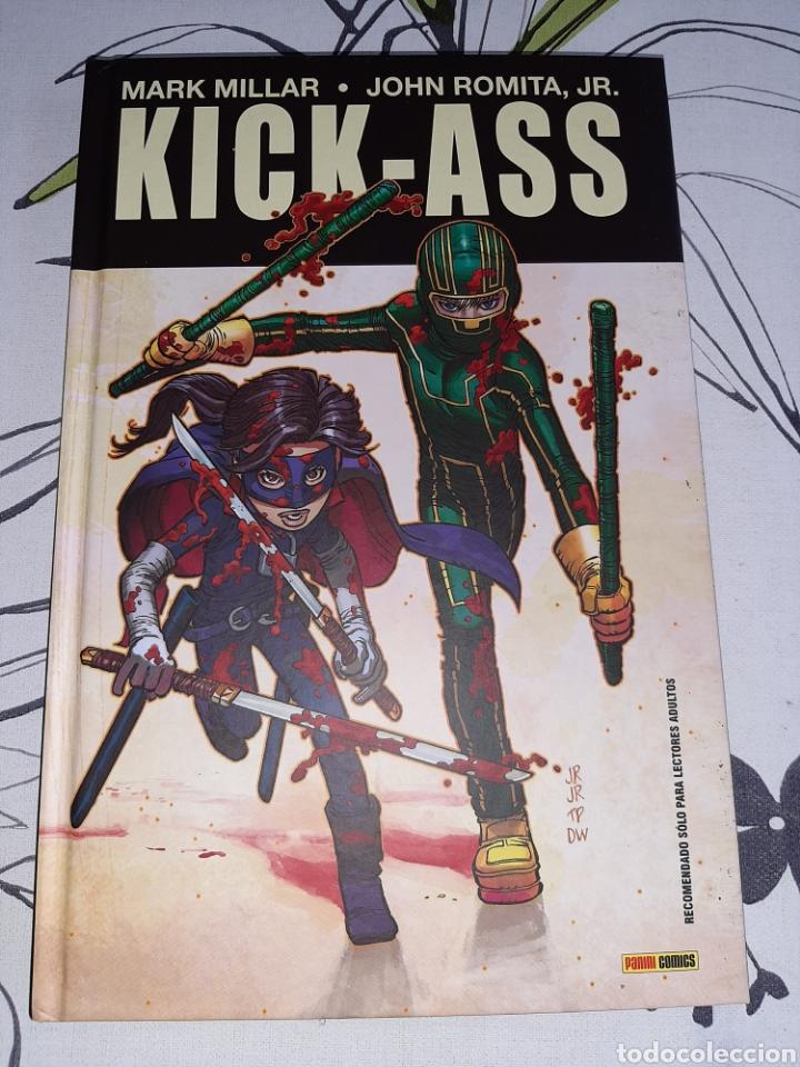 KICK-ASS TAPA DURA, PANINI CÓMICS (Tebeos y Comics - Panini - Otros)
