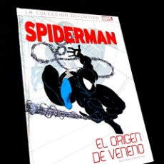 Cómics: DE KIOSCO SPIDERMAN 21 EL ORIGEN DE VENENO LA COLECCION DEFINITIVA PANINI COMICS. Lote 222631838