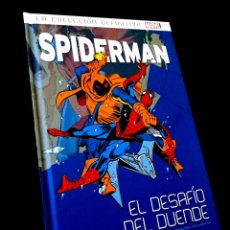 Cómics: DE KIOSCO SPIDERMAN 15 EL DESAFIO DEL DUENDE LA COLECCION DEFINITIVA PANINI COMICS. Lote 222631938