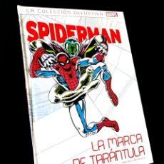 Cómics: DE KIOSCO SPIDERMAN 10 LA MARCA DE TARANTULA LA COLECCION DEFINITIVA PANINI COMICS. Lote 222635877