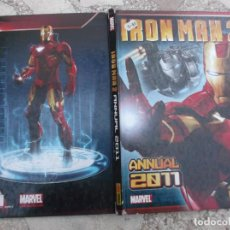 Cómics: IRON MAN 2, ANNUAL 2011, MARVEL, PANNINI COMICS, COLOR, DESCRIPCIONES DE PERSONAJES,2011. Lote 222639536