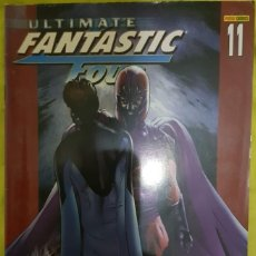 Cómics: ULTIMATATE FANTASTIC FOUR 11. PANINI. Lote 222640018