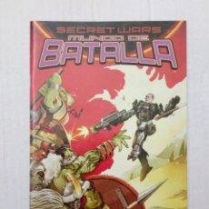 Cómics: SECRET WARS: MUNDO DE BATALLA Nº 2. Lote 222649735