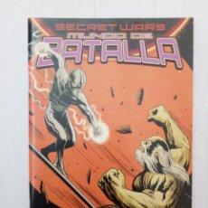 Cómics: SECRET WARS. MUNDO DE BATALLA Nº 4. Lote 222650078