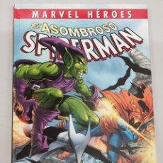 Cómics: MARVEL HEROES EL ASOMBROSO SPIDERMAN : EL SUPERHEROE COSMICO NO MUTANTE / PANINI. Lote 222701868