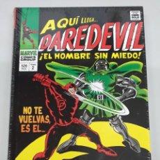 Cómics: MARVEL HEROES AQUI LLEGA DAREDEVIL : EL HOMBRE SIN MIEDO TOMO 2 / PANINI. Lote 222702911