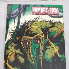 Comics: HOMBRE-COSA : EL MONSTRUO DEL PANTANO - MARVEL LIMITED EDITION / PANINI. Lote 222704216