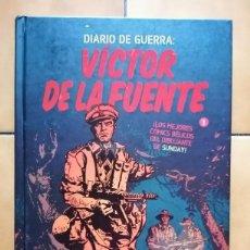 Cómics: DIARIO DE GUERRA 1 - VICTOR DE LA FUENTE - PANINI - DIFICIL. Lote 222715000