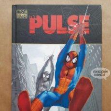 Fumetti: THE PULSE 1 - DESDE EL CIELO - BENDIS Y BAGLEY - MARVEL DELUXE - PANINI. Lote 223101597