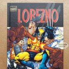 Comics: LOBEZNO - DEUDA DE SANGRE - MARVEL DELUXE - SKROCE Y STUCKER - PANINI. Lote 223101951
