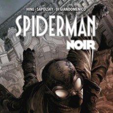 Comics : SPIDERMAN NOIR: LA COLECCION COMPLETA (MARVEL OMNIBUS). Lote 223608467