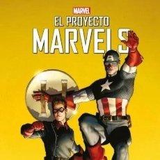 Cómics: EL PROYECTO MARVELS - PANINI - CARTONE - MUY BUEN ESTADO - MPS1. Lote 223808945