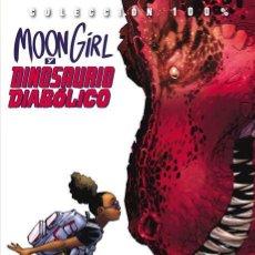 Cómics: MOON GIRL Y DINOSAURIO DIABOLICO - PANINI - 2016 - TAPA DURA. Lote 223858662