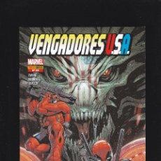 Comics: VENGADORES U.S.A. - VOL.1 - Nº 4 - MONSTRUOS CONTRA S.H.I.E.L.D. - PANINI -. Lote 223993782