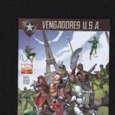 Comics: VENGADORES U.S.A - Nº 7 - OCTUBRE 2017 - PANINI -. Lote 224247035