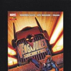 Comics : VENGADORES SECRETOS - Nº 16 - CAJA BESTIA - PANINI -. Lote 224323782