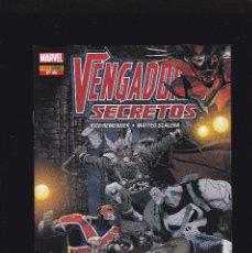 Comics : VENGADORES SECRETOS - Nº 26 - AMANECER SINTÉTICO - PANINI -. Lote 224328185