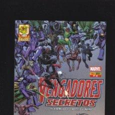 Comics : VENGADORES SECRETOS - Nº 27 - EL RELOJ DEL ABUELO - PANINI -. Lote 224380690